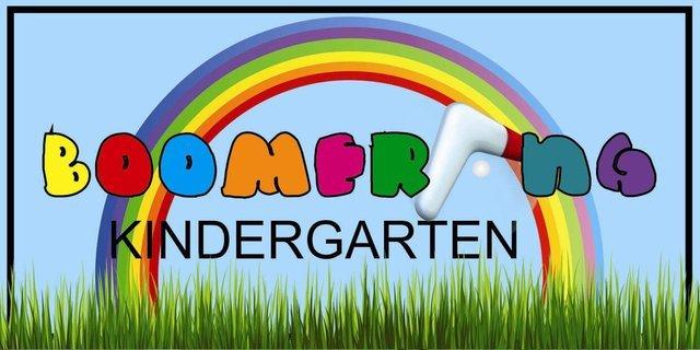 Boomerang Kindergarten Logo